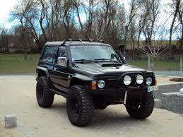 Image result for nissan patrol 1987 modified
