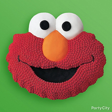 Best Elmo Birthday Images On Pinterest Elmo Party Birthday - Favorite birthday cake