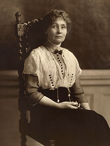 Emmeline Pankhurst, British suffragette who helped win the right to vote!