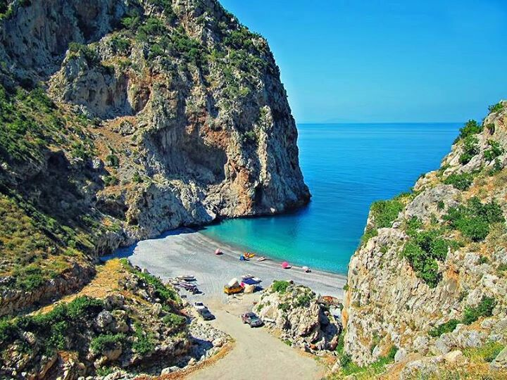 Evia Island Greece Best Beaches