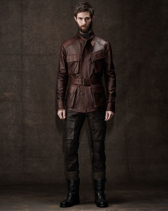 Belstaff Panther Style
