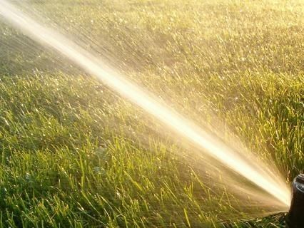 Picture of Automated Sprinkler System Anyone Can Do!