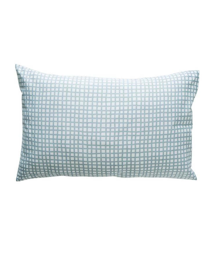 Check Pillow Case Set - Milk & Sugar - Sale - Homeware