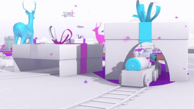 Client: Channel 5 Design and Animation: Martin Salfity, Andrea Stragapede.