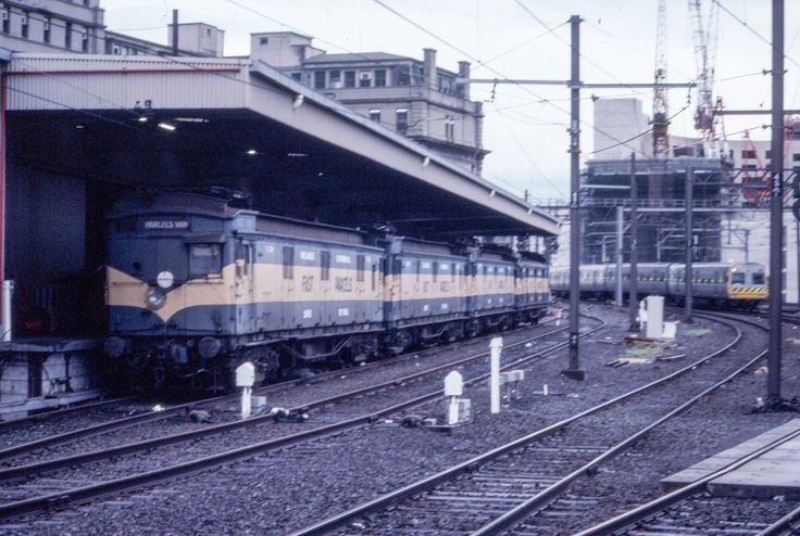 156 best melbourne trains old and young images on pinterest for Electric motor repairs melbourne