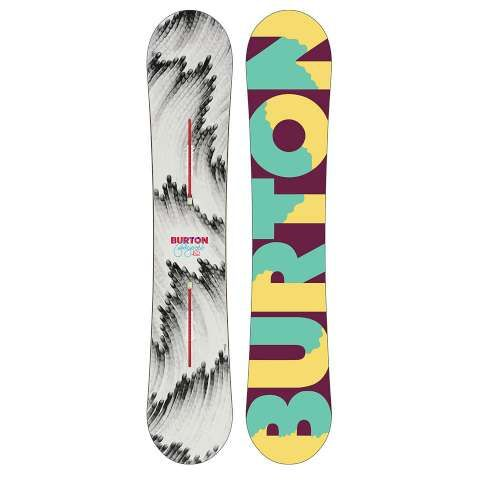 Burton Feelgood Snowboard - Women's 2015