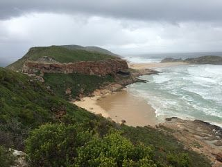 Robberg Island Hike, Plettenberg Bay, South Africa. Garden Route