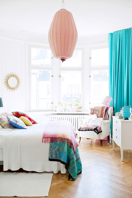 25 Fabulous Bedrooms From Pinterest | StyleCaster