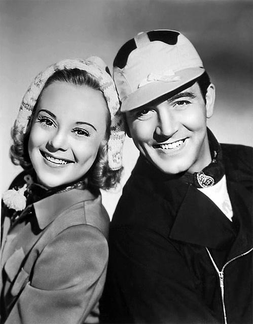 Sun Valley Serenade - 1941 musical film starring Sonja Henie, John Payne, Glenn Miller, Milton Berle, and Lynn Bari