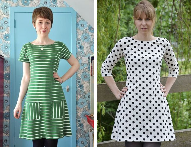 64 best Sewing Pattern - Coco images on Pinterest | Tilly and the ...