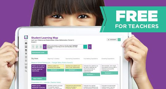 QUIO, a robust Assessment Platform is now available to teachers for Free. QUIO brings together assessment tasks, for competencies, big ideas, e-portfolios and curriculum. http://www.quio.ca/quio-for-teachers/