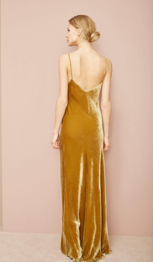Velvet Dress   Mes Demoiselles – Fashionpin