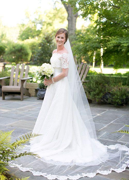 Alabama Real Wedding Photos A Traditional Southern