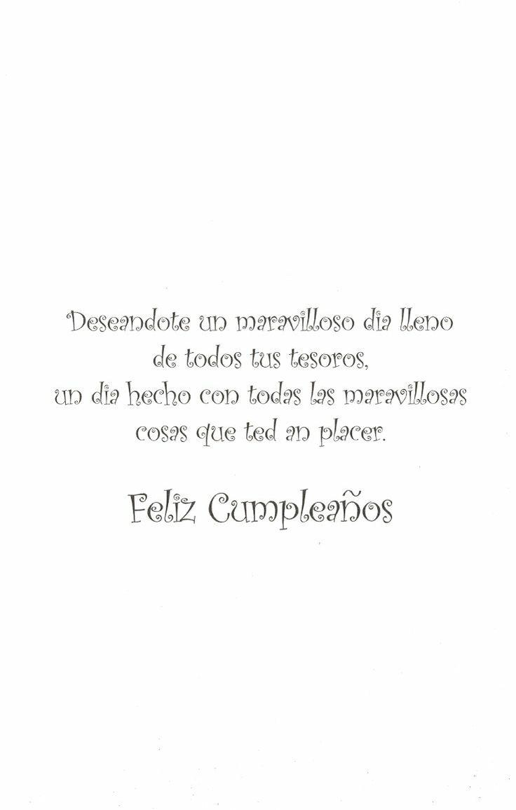 Best 12 Spanish Value Birthday Cards images – Spanish Birthday Greetings