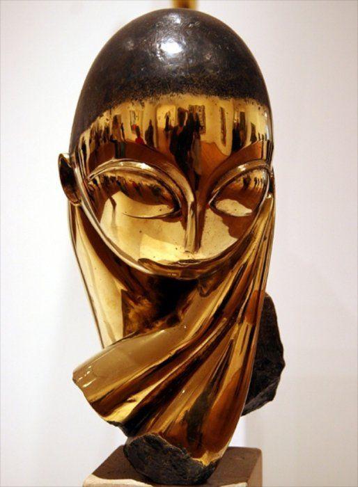 Константин Бранкузи авангард в скульптуре