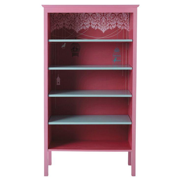 biblioth que enfant rose jade kid 39 s pinterest biblioth que enfants maison du monde et. Black Bedroom Furniture Sets. Home Design Ideas