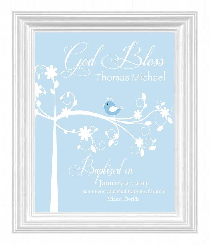 14 best Baptism gifts images on Pinterest | Baptism gifts, Baptism ...