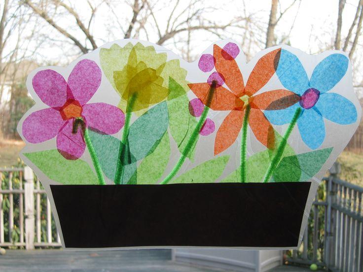 Windowbox for Spring:)