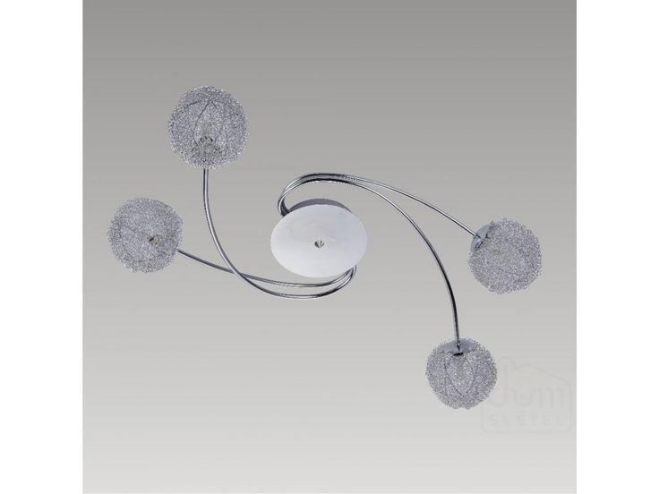 stropní svítidlo Prezent Melissa 33021; 4*G9/40W; Krytí: IP20; chrom