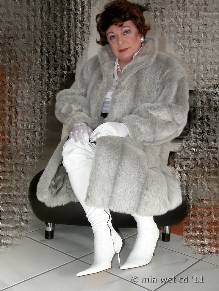 17 Best Images About Crossdressers In Fur On Pinterest