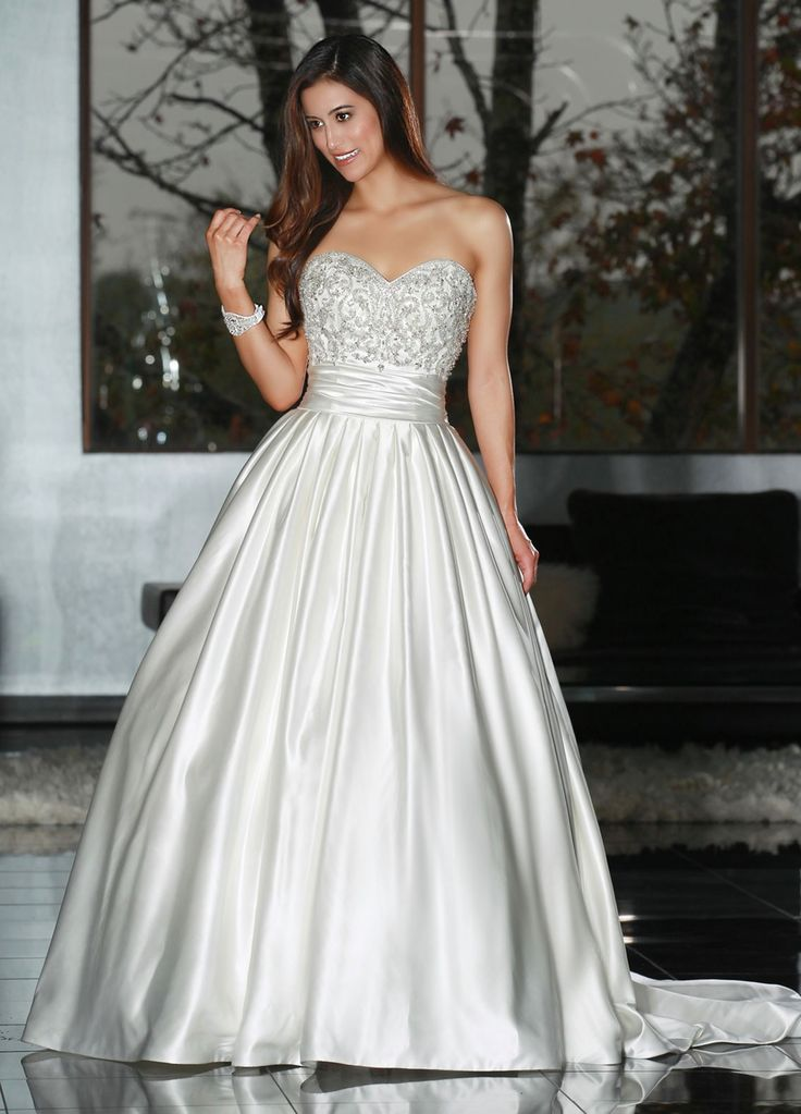 Davinci Wedding Dresses - Style 50211#wedding #dresses
