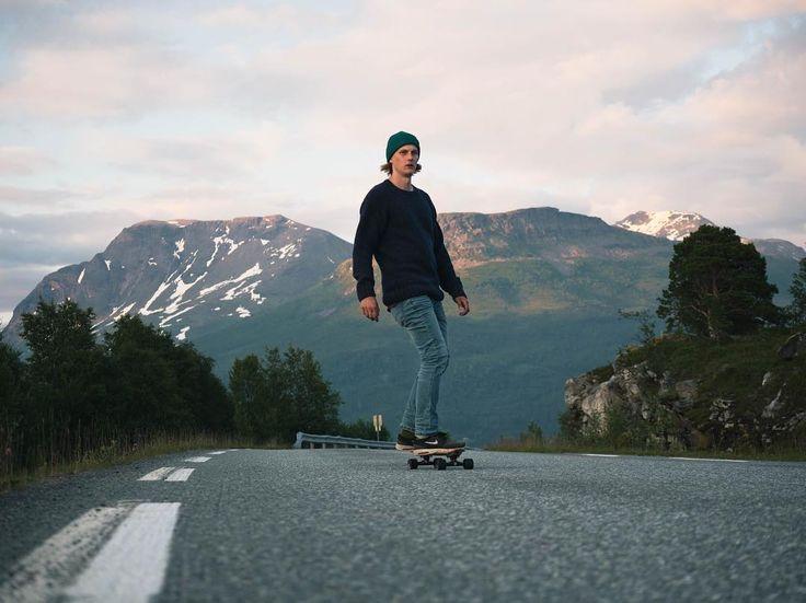 Nightless night at Lofoten was something else.