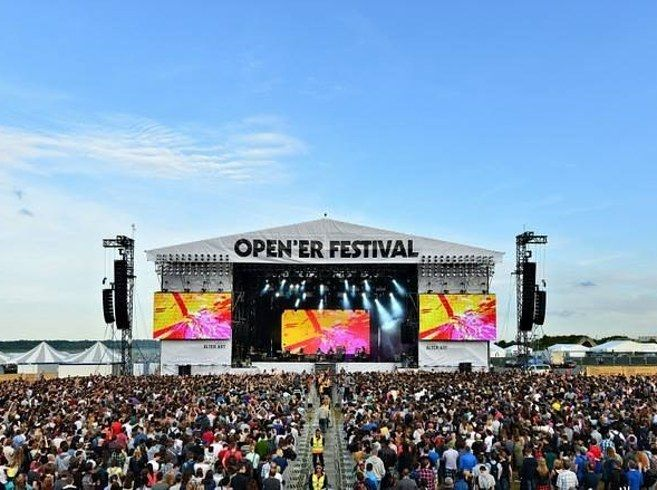 .Open'er, Gdynia, Poland | 16 Incredible Music Festivals Around The World. This festival sponsored by Heineken has been bringing in big acts to the north coast of Poland since 2002. The massive festival also includes a fashion runway, carnival rides, and a silent disco.