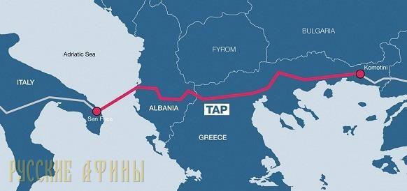 За 5 лет итальянская Snam намерена вложить в строительство газопровода TAP 270 млн евро http://feedproxy.google.com/~r/russianathens/~3/9U-_STq_w4o/20476-za-5-let-italyanskaya-snam-namerena-vlozhit-v-stroitelstvo-gazoprovoda-tap-270-mln-evro.html  ИтальянскаяSnam инвестирует 270 млн евро в строительствоТранс-Адриатического магистрального газопровода ( МГПTAP).Об этом 9 марта 2017 г сообщает пресс-служба компании.