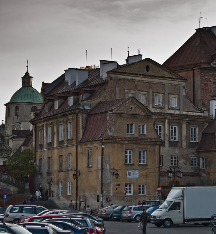 Lublin Old Town, Poland (by ` Andrew PL)