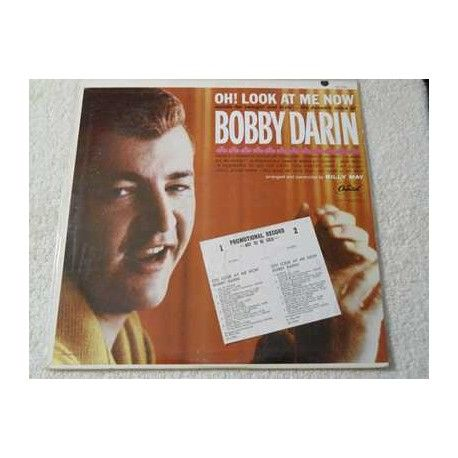 Bobby Darin - Oh! Look At Me Now PROMO Vinyl LP Record For Sale https://recordsalbums.com/bobby-darin-lps/1937-bobby-darin-oh-look-at-me-now-promo-vinyl-lp-record-for-sale.html #BobbyDarin #RareVinylRecords #VinylRecords #DarinLPs #DarinVinyl #DarinRecords #DarinAlbums #60sRock #60sRockVinyl #60sRockLPs #60sRockVinylRecords #60sRockRecords #60sRockAlbums