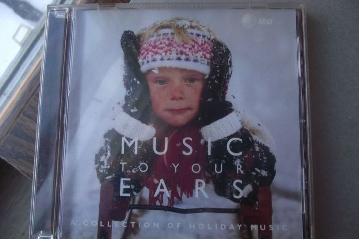 Music to Your Ears  A Collection of Holiday Christmas Music CD The Nutcracker  #Christmas