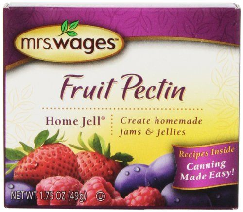 Mrs Wages Home Jell Fruit Pectin 175Ounce Pouches Pack of 12 ** For more information, visit image link.