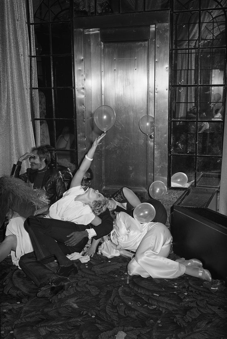 """Check out TIME LightBox's interview with Tod Papageorge, whose new book offers a new look at Studio 54's flash and glitter. (Photo by Tod Papageorge, """"Studio 54, Circa 1978–80"""")"""