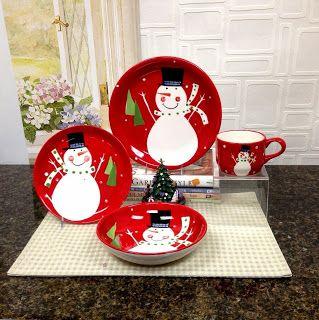 Best 25+ Christmas dinnerware sets ideas on Pinterest | Christmas ...