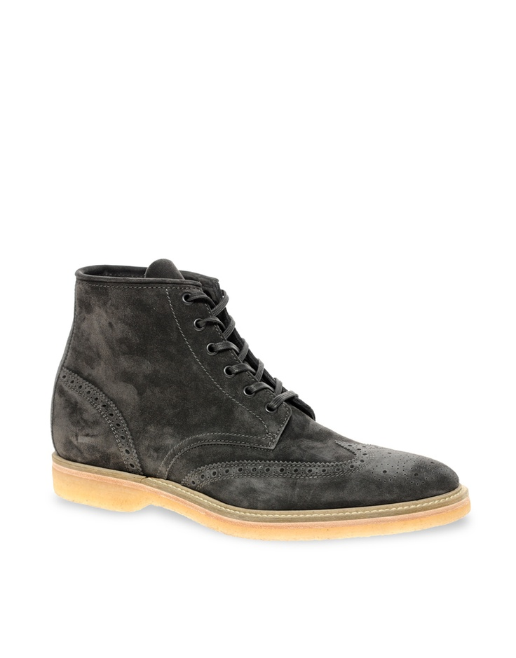 Hugo Boss Brogue boots