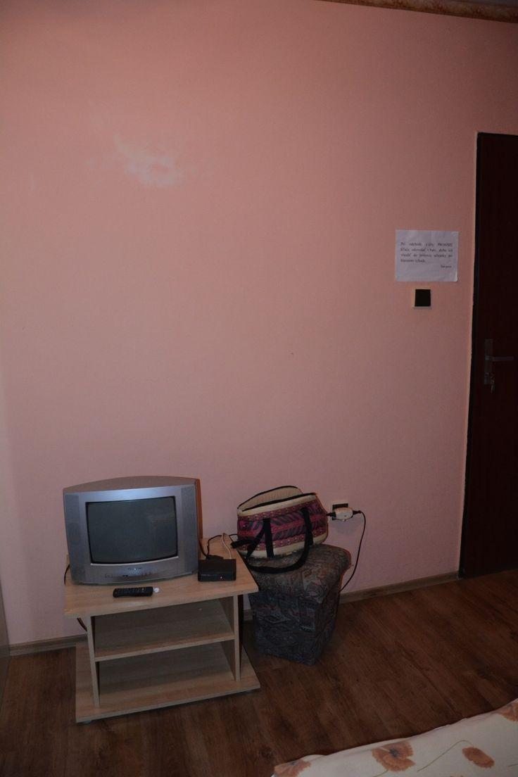 Motorest pod Heštúnom - naše apartmá