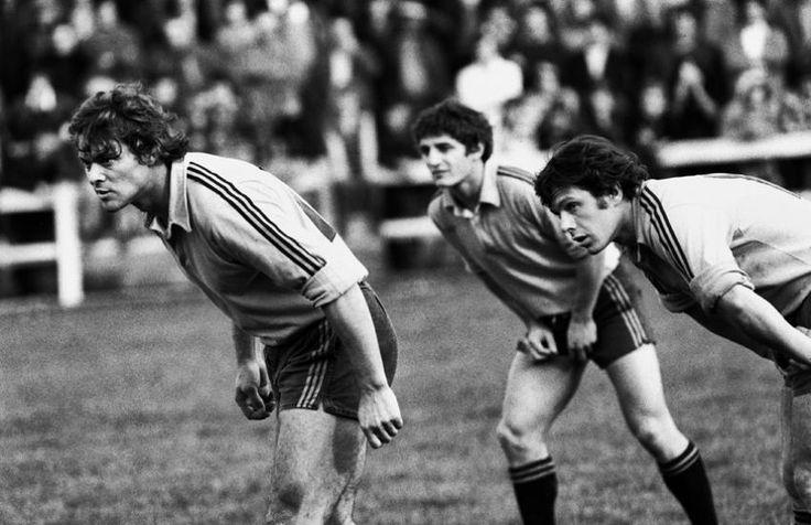 Jo Maso, Didier Codorniou et François Sangalli (Narbonne) 1976