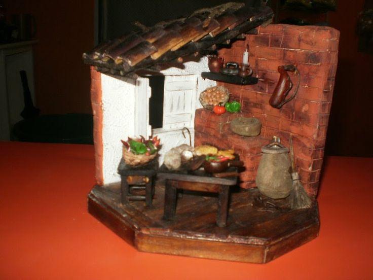 nino arte miniatura rústica: porta toalha rústico nino arte miniatura rústica
