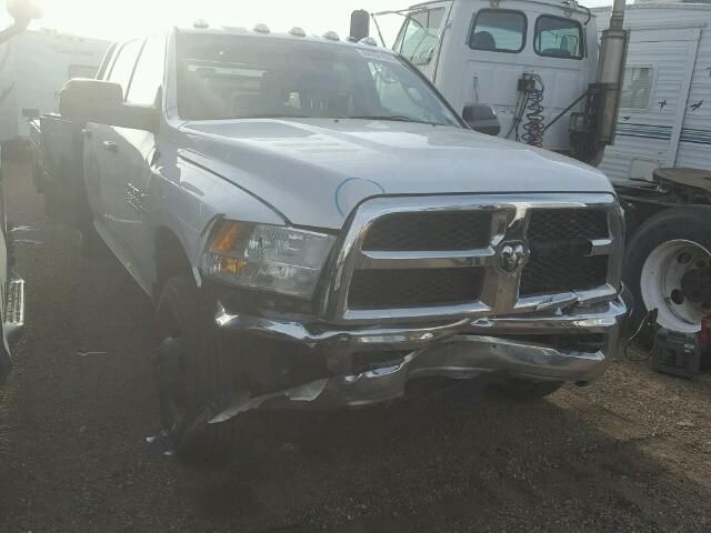 Salvage 2015 Ram 3500 Pronghorn Utility Bed