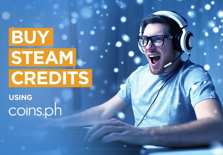 The great Steam Winter Sale is here! Did you know your can add funds to your Steam wallet using your Coins.ph wallet? Check out our blog post to learn how: