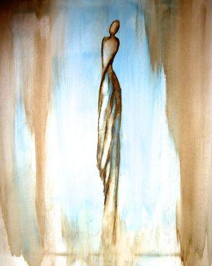 Silhouette - Katherine Scrivens