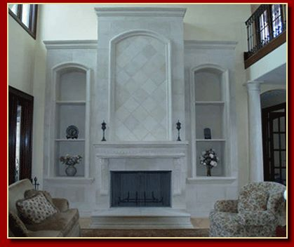 19 best fireplaces images on Pinterest Stone fireplaces Stone