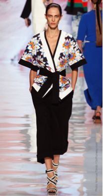 #7 An oriental inspired kimono to throw on when it's too hot for body con