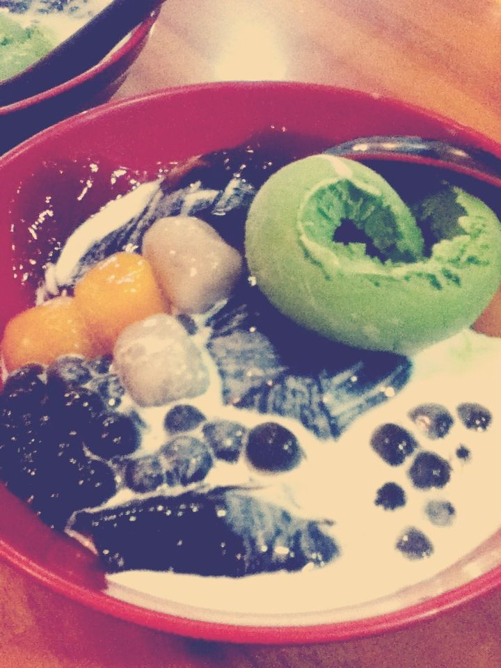 Hong tang dessert. Yummy