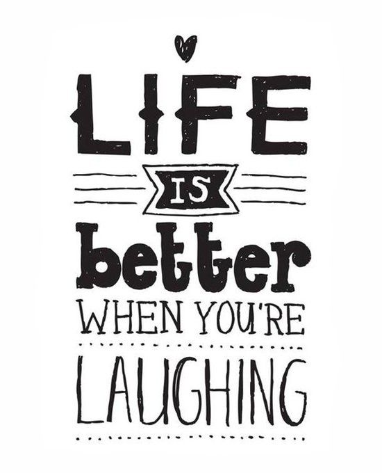 for my parents, brother and sisters, laughing was like breathing when we were growing up.