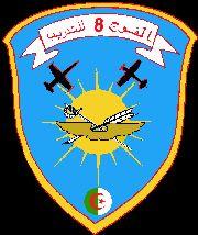 Force Aerienne Algérienne-8º Esquadra de Treino