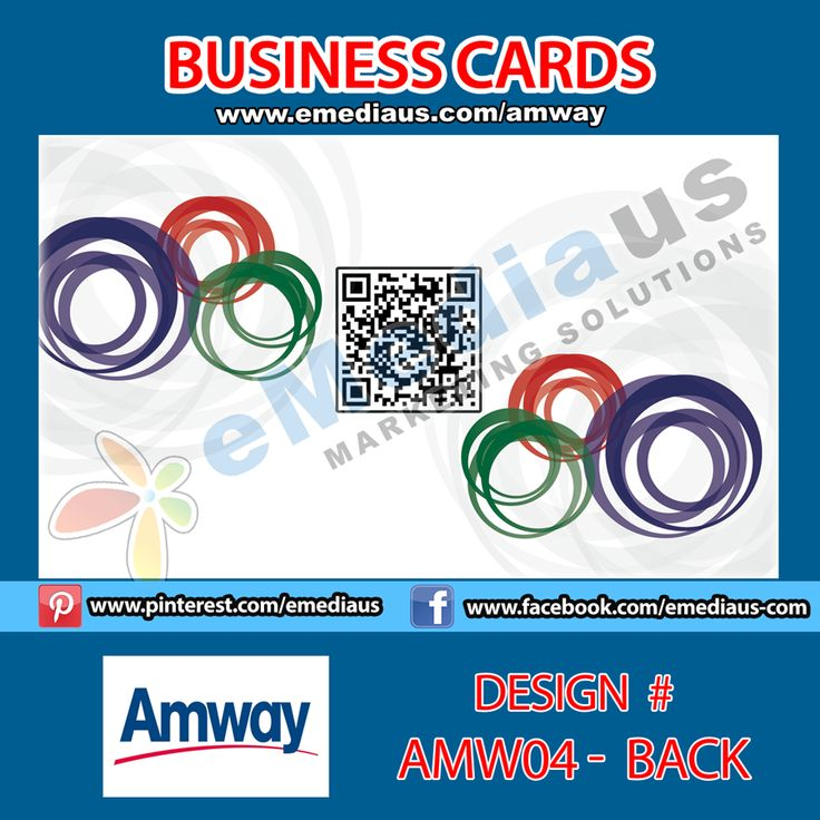 14 best Amway Portfolio images on Pinterest | Business cards ...