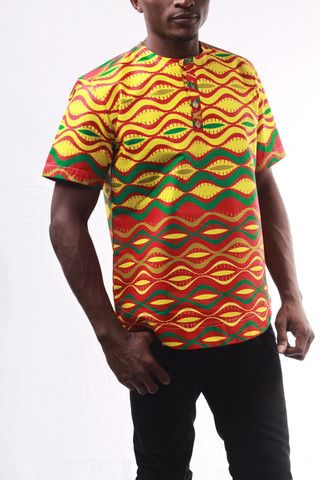 Madiana 2016 - African T-Shirt - Men's
