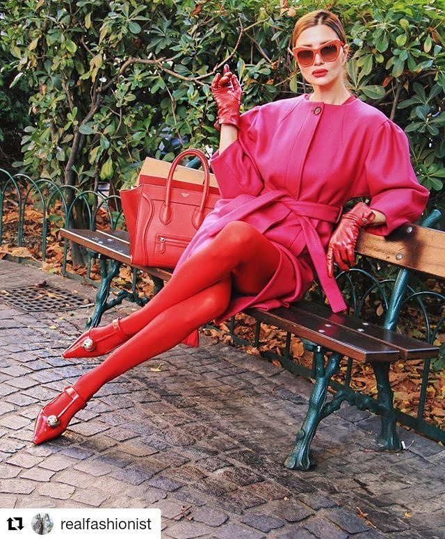 @realfashionist slays in a stunning fall look that includes @zara outerwear and dress and @prada shoes Team this look with @stellamccartney sunglasses @celine handbag and @calzedonia tights to make this look sizzle. #Repost @realfashionist (@get_repost)   #grandmotherthatlovesfashion #lovegetsloveinreturn #bethebestversionofyourself #love #myangel #rememberstefan #nofasterthanlife #fcmmagazine#fashioncouturemagazine #fashionfeature - Celebrity #Fashion Style Culture Couture Advertising…