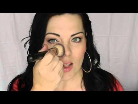 ŠTĚTEC NA MAKE UP  Hakuro H51 na make up
